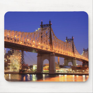 Queensboro Bridge and the East River Mouse Pad