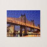 Queensboro Bridge and the East River Puzzles