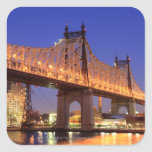 Queensboro Bridge and the East River Sticker