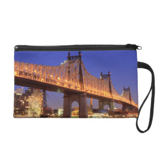 Queensboro Bridge and the East River Wristlet