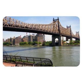 Queensboro Bridge New York City Magnet
