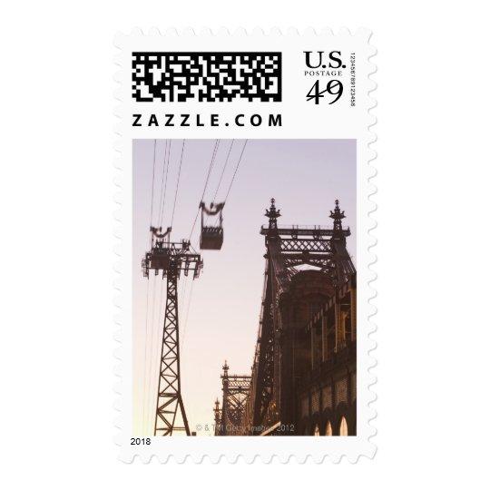 Queensboro Bridge Postage
