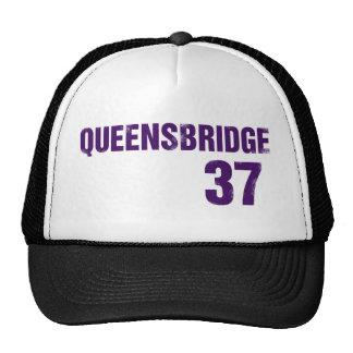 Queensbridge Purple Trucker Hat