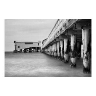 Queenscliff Pier Print