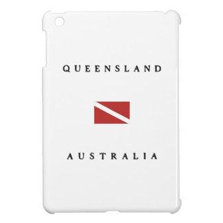Queensland Australia Scuba Dive Flag Case For The iPad Mini