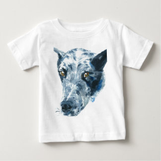 QueensLand Heeler Dog Baby T-Shirt