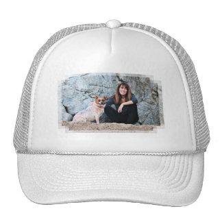 Queensland Red Heeler - Lucy Hat