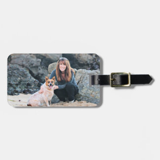 Queensland Red Heeler - Lucy Luggage Tag