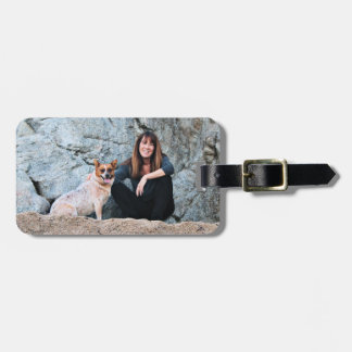 Queensland Red Heeler - Lucy Tags For Luggage