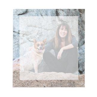 Queensland Red Heeler - Lucy Scratch Pads