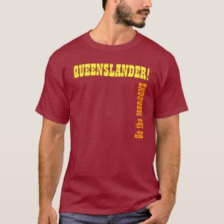 Queensland Supporters Gear - State of Origin T-Shirt