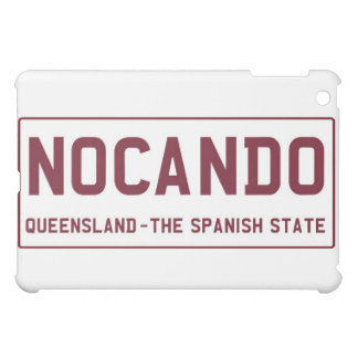 Queensland - The Spanish State iPad Case