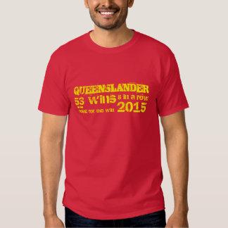 Queenslander, State of origin T-Shirt