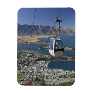 Queenstown, New Zealand Magnet