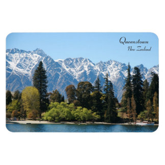 Queenstown, New Zealand - Magnet