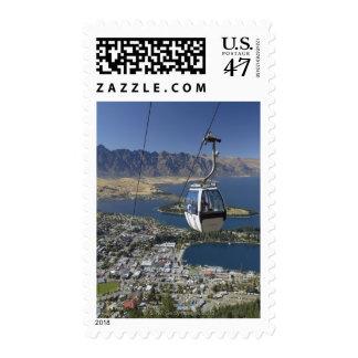 Queenstown, New Zealand Postage