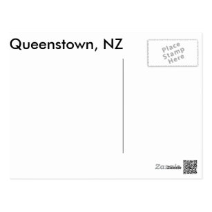 Queenstown postcards zazzle queenstown nz the remarkables postcard reheart Images