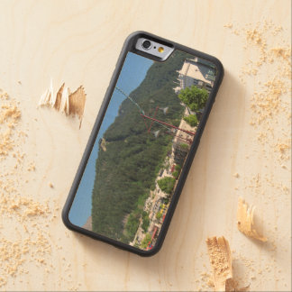 Queenstown, Otago, New Zealand Carved® Maple iPhone 6 Bumper Case