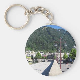 Queenstown, Otago, New Zealand Keychain