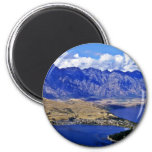 Queenstown, South Island Refrigerator Magnets