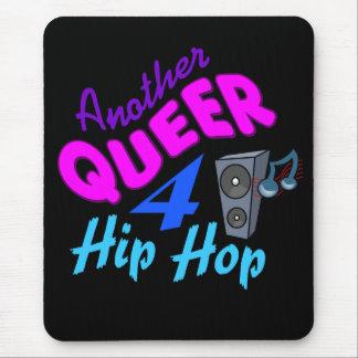 Queer 4 Hip Hop mousepad