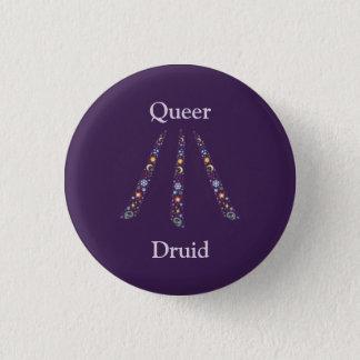 Queer Druid badge / Pinback Button