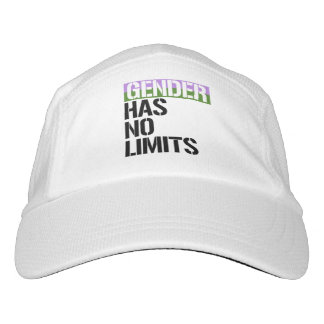 Queer - Gender has no limits - - LGBTQ Rights - .p Headsweats Hat
