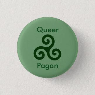 Queer Pagan Button