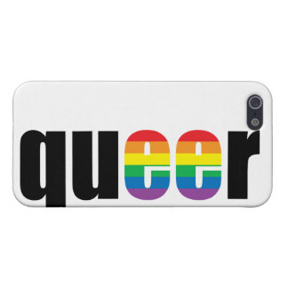 Queer Pride iPhone SE/5/5s Case