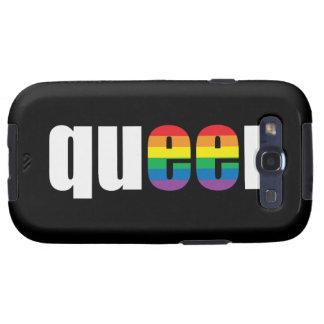 Queer Pride Samsung Galaxy Case Samsung Galaxy SIII Case