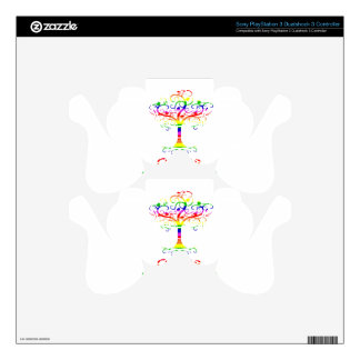 Queer Tree of Life Zazzle.png PS3 Controller Decal