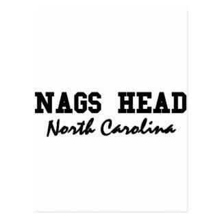 Quejas Carolina del Norte principal Postales