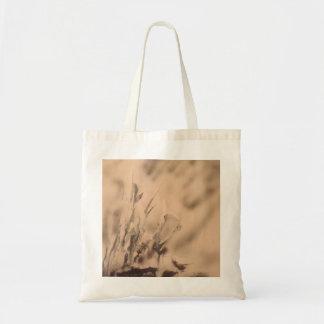 Quema de los campos del verano bolsa tela barata