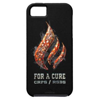 Quema para una cubierta del iPhone 5 de la iPhone 5 Fundas