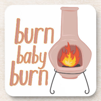 Quemadura del bebé de la quemadura posavasos de bebidas