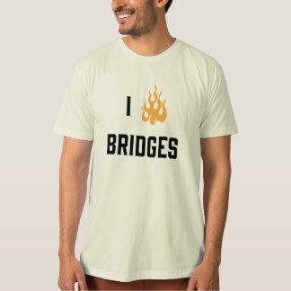 Quemo los puentes playeras