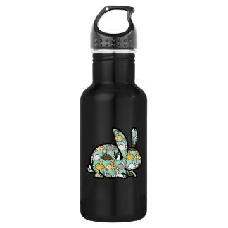 Quench Your Thirst (For Bunnies) Water Bottle