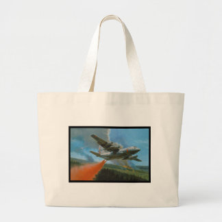 Quenching the Flames by Gil Cohen Jumbo Tote Bag