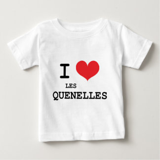 Quenelle Tees