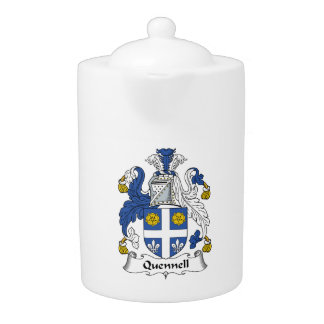 Quennell Family Crest