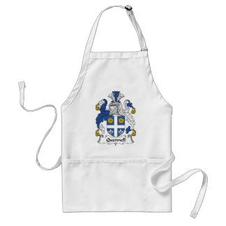 Quennell Family Crest Adult Apron