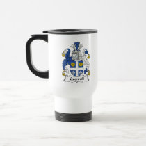 Quennell Family Crest Mug