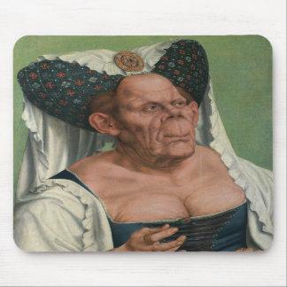 Quentin Massys, la duquesa fea, Ca 1525 Alfombrillas De Raton