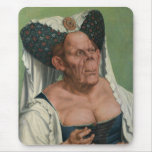 Quentin Massys, The Ugly Duchess, ca 1525 Mouse Pads