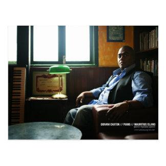 Quentin Paquignon Quartet - Giovani Chaton -Piano Postcard