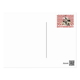 Quentin Paquignon Quartet - Tinho Pereira Postcards