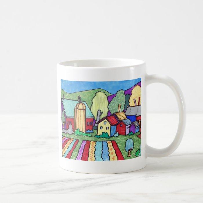 Quentin's Farm Coffee Mug