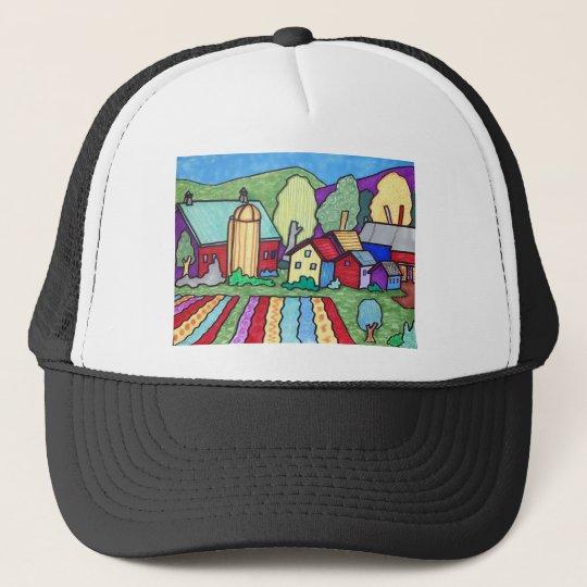 Quentin's Farm Trucker Hat