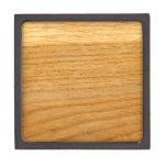 Quercus de madera del diseño cajas de regalo de calidad
