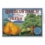 Quercus Ranch Bartlett Pears